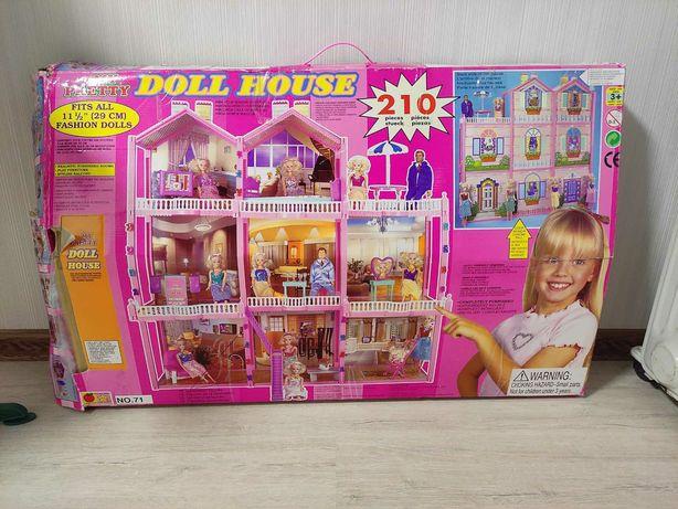 Продам 3-этажный дом для кукол