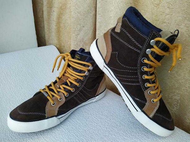 Кроссовки, ботинки Pepe Jeans London