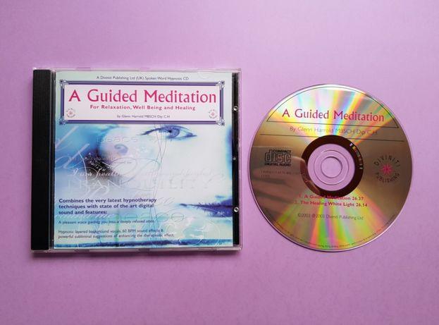 "CD de Meditação / Hipnoterapia ""A Guided Meditation"" - Glenn Harrold"