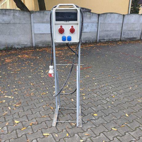 Szafa elektryczna budowlana-Nowa