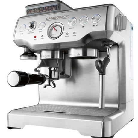 Кофемашина Gastroback 42612 Design Espressomaschine Advanced Pro