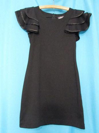 Czarna sukienka r. S