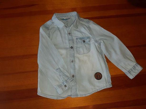 koszula rozmiar 74