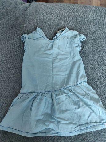 Sukienka bawełniana 104
