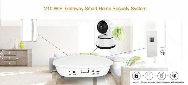 """WiFi - сигнализации для дома """"WOFEA V10"""""""