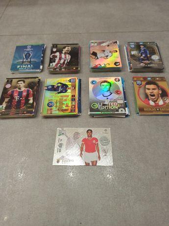166 rzadkich kart piłkarskich