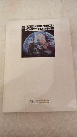Livro Grande Atlas do Mundo / Grande Atlas Mundial