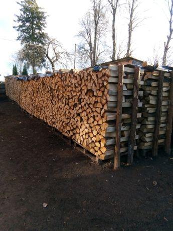 Drewno kominkowe opałowe- Buk transport gratis