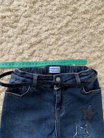 Продам джинсы mayoral 116 p