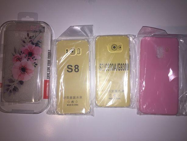 Etui Samsung A8, S8