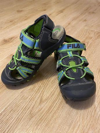 Sandałki FILA jak KEEN, długość 18,5cm