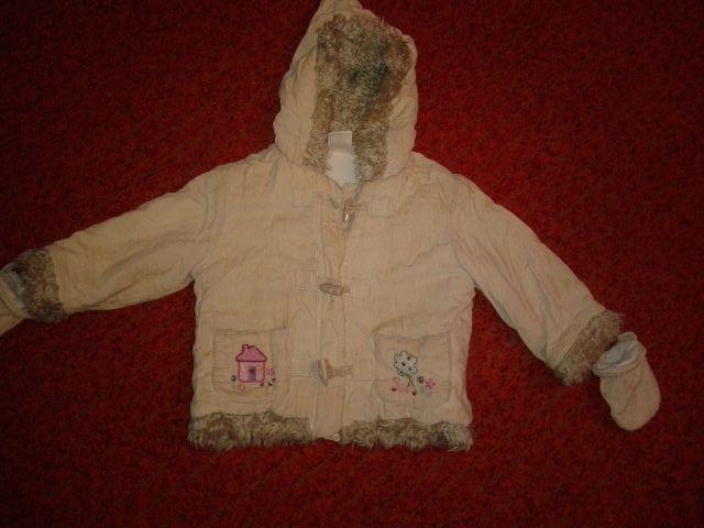Детская вельветовая курточка Мариуполь - изображение 1