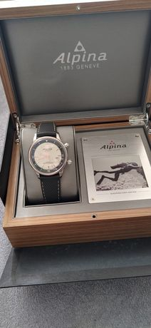 Alpina Seastrong Diver Heritage Automatic AL-525S4H6