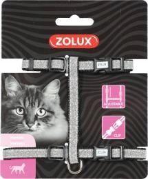 Zolux Szelki Shiny dla kota - czarne