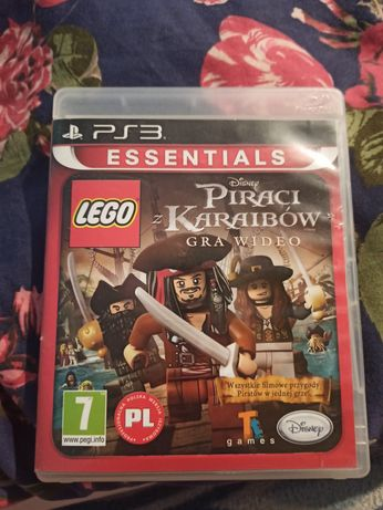 Lego Piraci z Karaibów ps 3 PL