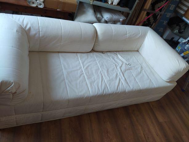 Lekka przenośna rozkładana sofa Ikea