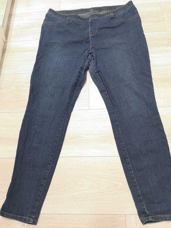 Jeansy dżinsy niebieskie C&A rozmiar 44