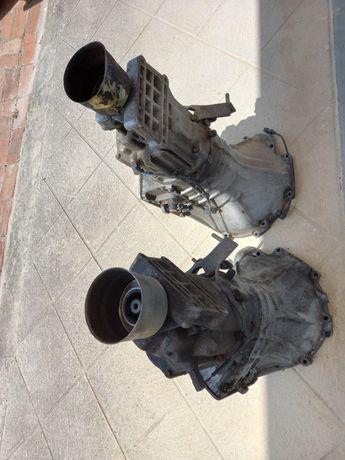 Caixa de velocidades manual Hiunday H1