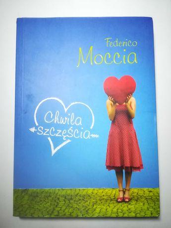 """Książka """"Chwila szczęścia"""" Federico Moccia"""