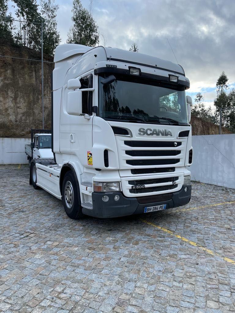 Scania R500 .2011 Retarder