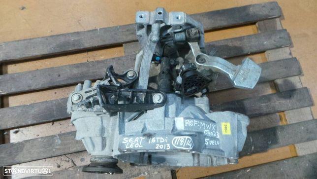 Caixa Velocidades Seat Leon (5F1)