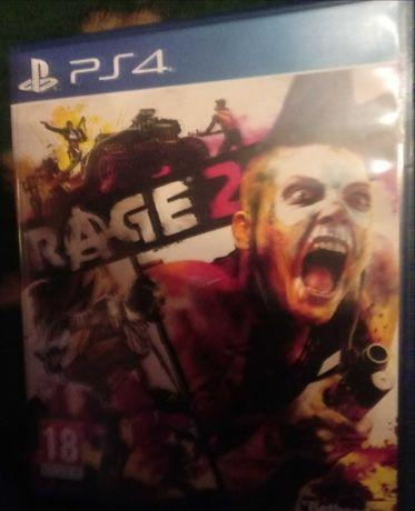 Rage 2 ps4. Pozdrawiam