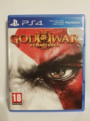God Of War 3 PS4 PL