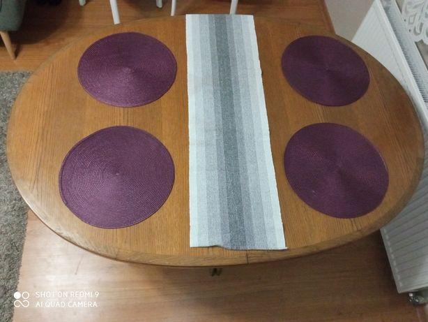 Stół do jadalni lite drewno