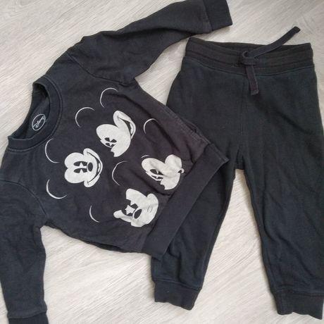 Костюм комплект набор свитшот штаны disney h&m