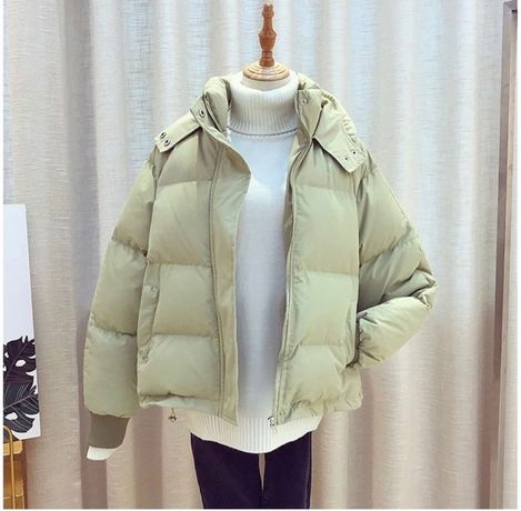 Куртка Ткань - матовая плащевка + синтепон 200