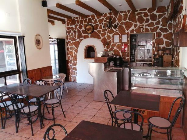 Restaurante - Pizzaria - Hamburgueria -Takeaway - Pronto a Funcionar
