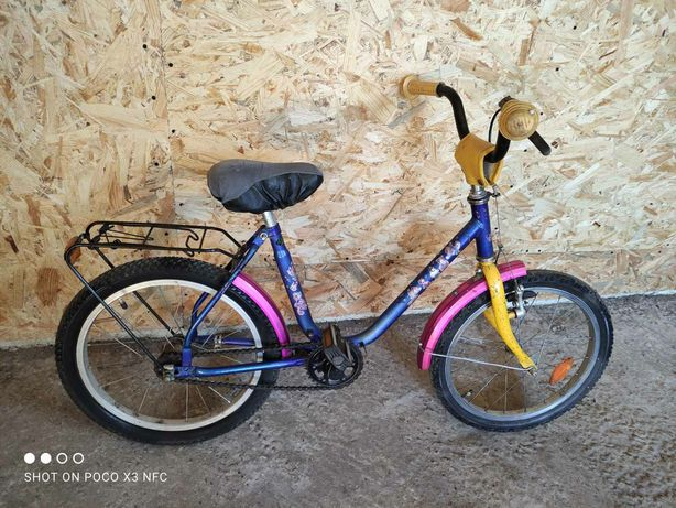 Продам хороший дитячий  велосипед привезений з Німеччини