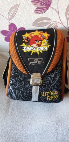 Школьный портфель Angry birds