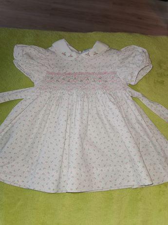 Sukieneczki dla niemowlaka 3-6 miesiecy
