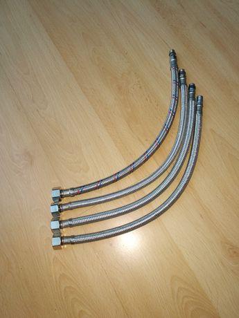 Wężyk do baterii 3/4 cala na M10 długość 35 cm
