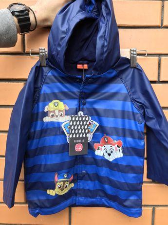 Куртка Щенячий патруль