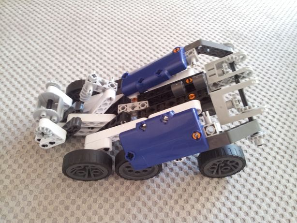 łazik pojazd kosmiczny klocki a la lego