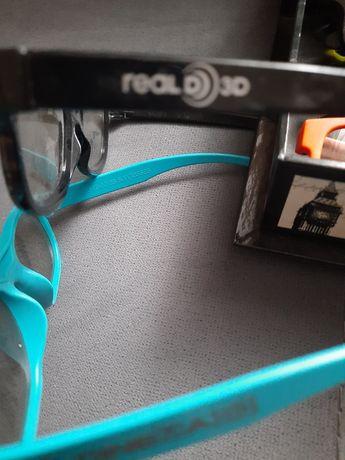Okulary w 3D LG  10szt