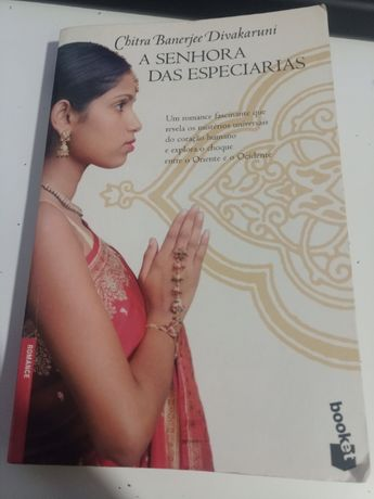 A Senhora das Especiarias - Chitra Banerjee Divakaruni