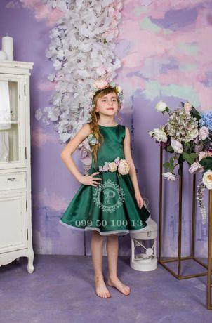 Платье плаття нарядное пышное праздничное святкове випускне выпускное