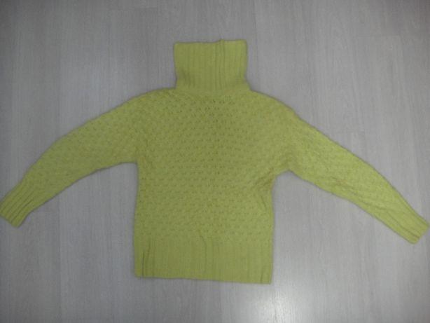 мягкий теплый свитер зима 36S