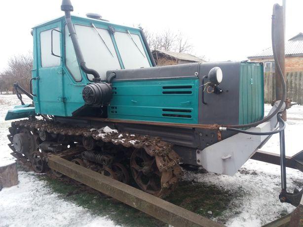 Трактор т-150 бульдозер