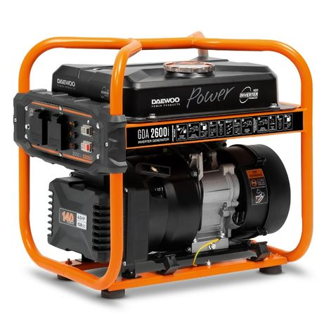 Agregat prądotwórczy Inwertert do elektroniki 2,2KW HIT!