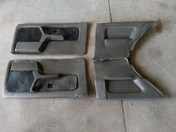Quartelas Forras BMW E30 Coupé - Raras