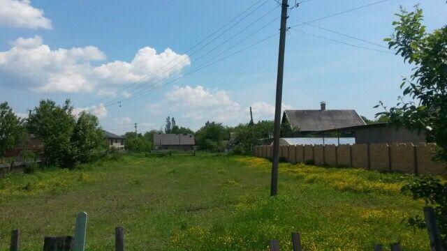 Будинок с земельною ділянкою