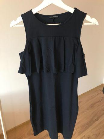 Granatowa sukienka Medicine, rozm. XS