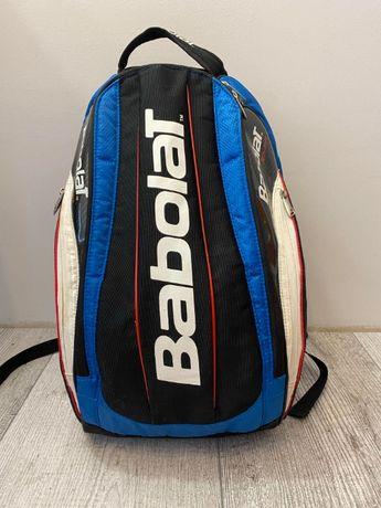 Plecak tenisowy Babolat Team niebieski