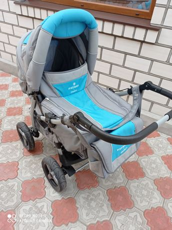 Детская коляска в отличном состоянии ADAMEX