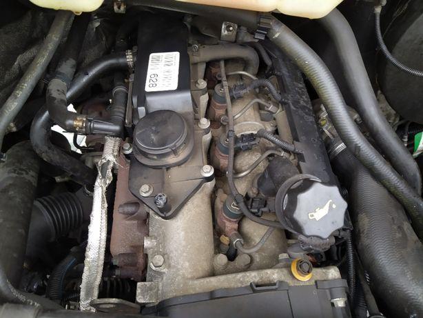 Silnik Iveco Daily fiat Ducato 06-12 2.3 hpi kompletny