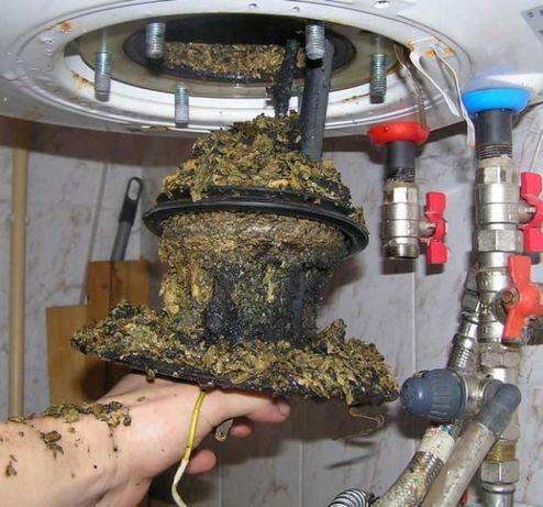 Продажа, установка, чистка и ремонт водонагревателя, замена анода.